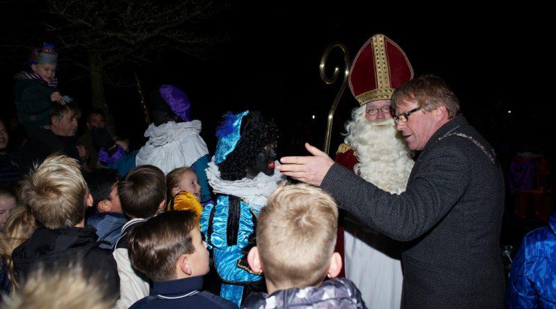 Aankomst Sinterklaas in Kockengen