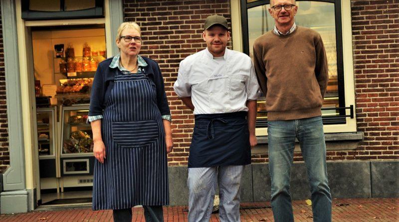 Jos en Marjan van den Bosch stoppen met bakkerij